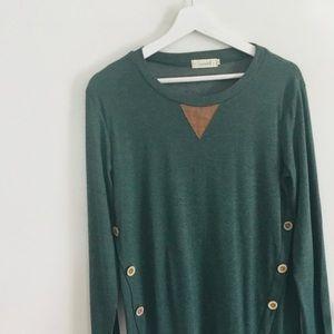 Spodehill long sleeves tunic